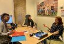 Ook in coronatijden helpt VluchtelingenWerk veel nieuwkomers op weg