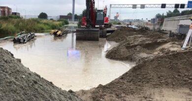 Extra weekendafsluiting voor verbreding A15 Papendrecht – Sliedrecht