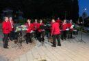 Afsluiting vierdaagse Crooswijk met Drumband Harmonie Slikkerveer