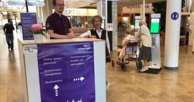 Albert Schweitzer ziekenhuis versoepelt coronaregels nog niet op 25 september