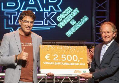 Idee 'tuincoach' van Aardoom Hoveniers goed voor Duurzaamheidsprijs